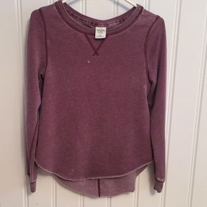 A&F sweatshirt